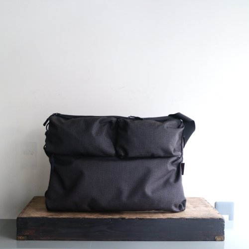 <img class='new_mark_img1' src='//img.shop-pro.jp/img/new/icons6.gif' style='border:none;display:inline;margin:0px;padding:0px;width:auto;' />bagjack / Hunting Shoulder Bag OC「Grid Gray」