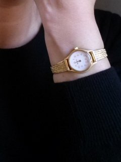 Aristo(アリスト)Made in Germany Watch22mm 60'S デッドストック(GOLD BRACELET)