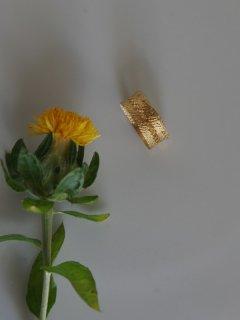 MAISON_RUBUS(メゾンルーバス)lace ring レースリング(L)/silverXYG