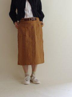 Bohemians(ボヘミアンズ) オリジナル別注 オックスリネンスカート