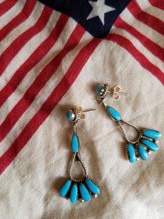 Indian jewellery(インディアンジュエリー)  ピアス