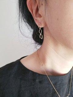 """DALVA(ダルヴァ) ピアス """"Anise Earrings""""  Brass"""