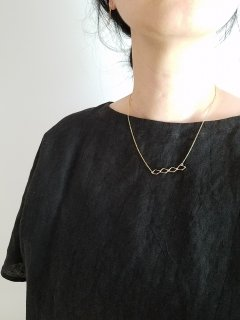 "DALVA(ダルヴァ) ネックレス ""Anise Necklace"" Brass"