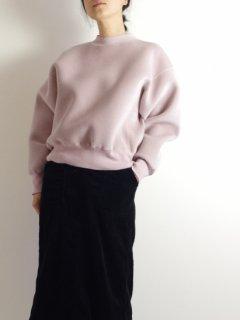 ALWEL(オルウェル) ベロアボンディングシャツ