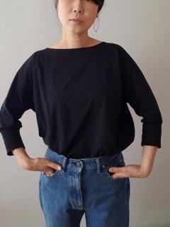 THE FACTORY(ザファクトリー) 超長綿 コットンリブTシャツ