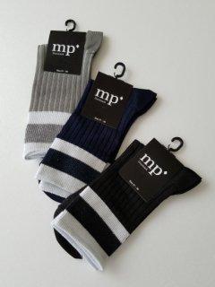 mp Denmark(エムピーデンマーク) ラメラインソックス【メール便指定可能】