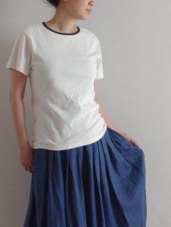 Letroyes(ルトロワ)  トリムTシャツ