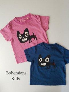 Bohemians(ボヘミアンズ) KIDS S/S T シャツ(BOGEY DOG)【メール便指定可能】