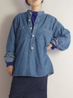 Classic Old West Styles (クラシックオールドウエストスタイルズ)デニムプルオーバー シャツ