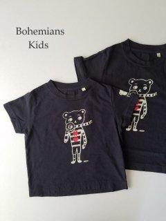 Bohemians(ボヘミアンズ) KIDS S/S T シャツ(BODY BEAR)【ネコポス指定可能】