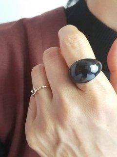 MAISON_RUBUS(メゾンルーバス)リング(L) gatsby ring無地