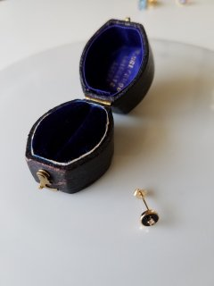 MAISON_RUBUS(メゾンルーバス)18KYGピアス(S)片耳 gatsby pierce ダイヤモンド