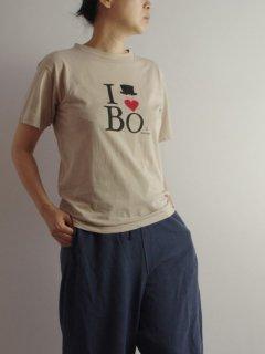 Bohemians(ボヘミアンズ) I LOVE BOHEMIANS S/S TEE【ネコポス指定可能】