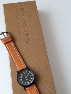 Messerschmitt(メッサーシュミット)Dead stock strap腕時計(Made in Germany)