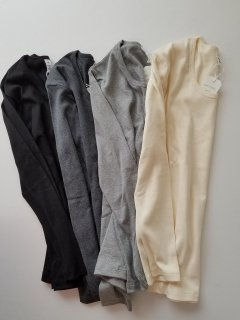 FABRIQUE EN FRANCE(ファブリケ アン フランス)クルーネックTシャツ(長袖)【ネコポス指定可】