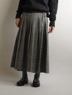 O'NEIL OF DUBLIN(オニールオブダブリン)プリーツ ラップスカート 80cm