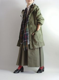 Babour(バブアー) オーガニックパーカージャケット Oversize Hooded Bedale