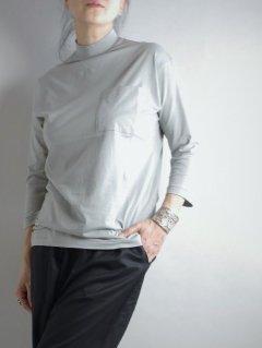 ALWEL(オルウェル) 七分袖ポケットTシャツ  【ネコポス指定可能】