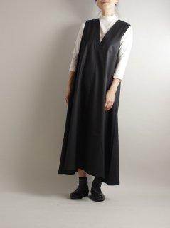 Honnete (オネット)スリーブレスVワイドドレス