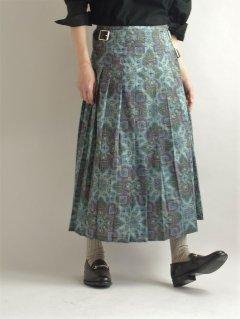 O'NEIL OF DUBLIN(オニールオブダブリン) LIBERTY プリーツ ラップスカート 80cm