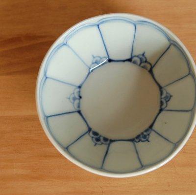 鱗紋スープボウル / 稲村 真耶