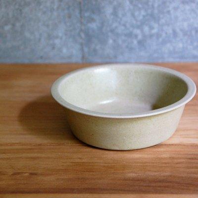 リム付き小鉢(ベージュ) / こいずみ みゆき
