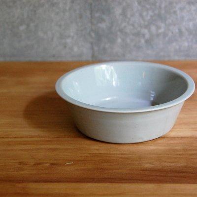 リム付き小鉢(白) / こいずみ みゆき