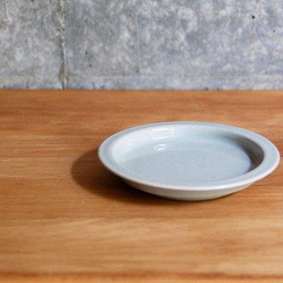 まめ皿(白) / こいずみ みゆき
