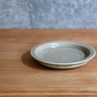 まめ皿(グリーン) / こいずみ みゆき