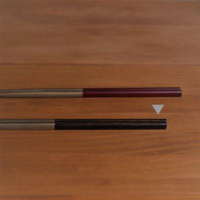 角箸 黒 / 蜂谷 隆之