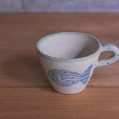 こどもマグカップ さかな / 伊藤 みほ