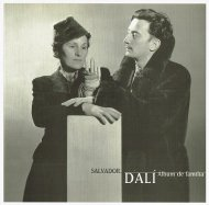 Salvador Dali <br>album de familia <br>サルバドール・ダリ ファミリーアルバム <br>図録