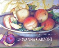 Giovanna Garzoni<br> Natures Mortes<br> ジョヴァンナ・ガルゾーニ