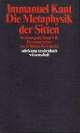 Die Mataphysik Der Sitten <br>Immanuel Kant <br>独文 人倫の形而上学 <br>カント