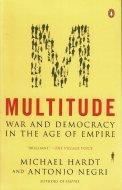 Multitude <br>Michael Hardt/Antonio Negri <br>英文 マルチチュード <br>アントニオ・ネグリ/マイケル・ハート