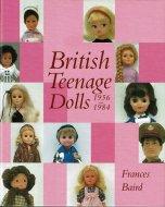 British Teenage Dolls <br>1956-1984 <br>Frances Baird <br>英文 イギリスの着せ替え人形