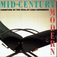 Mid-Century Modern: Furniture of the 1950's <br>英文 ミッドセンチュリー