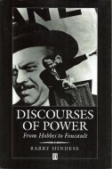 Discourses of Power <br>From Hobbes to Foucault <br>Barry Hindess <br>バリー・ヒンデス