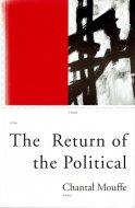 The Return of the Political <br>Chantal Mouffe <br>英文 政治的なるものの再興 <br>ムフ