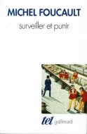 Surveiller et punir <br>Michel Foucault <br>仏文 監獄の誕生 監視と処罰<br>フーコー