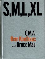 S, M, L, XL <br>Small, Medium, Large, Extra Large <br>Rem Koolhaas <br>レム・コールハース