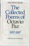 The Collected Poems of <br>Octavio Paz, <br>1957-1987 <br>英・西)オクタビオ・パス詩選集