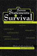 Seven Statements of Survival: <br>Conversations With Dance Professionals <br>英)ダンス・プロフェッショナルとの会話