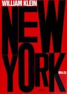 NEW YORK <br>1954.55 <br>WILLIAM KLEIN <br>ウィリアム・クライン