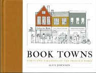 Book Towns <br>Alex Johnson