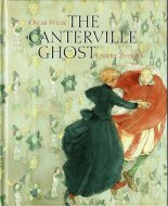 The Canterville Ghost <br>Lisbeth Zwerger  <br>英)カンタビルの幽霊 <br>リスベート・ツヴェルガー