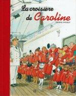 La Croisiere de Caroline <br>Pierre Probst <br>仏)カロリーヌとふねのたび <br>ピエール・プロブスト