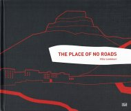 The Place of No Roads <br>Ville Lenkkeri <br>ヴィル・レンケリ