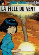 La Fille Du Vent <br>Yoko Tsuno Tome 9 <br>Roger Leloup