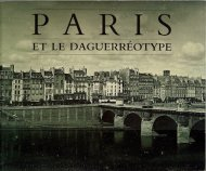 Paris Et Le Daguerreotype <br>仏)パリとダゲレオタイプ <br>図録